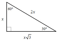 Worksheets 30-60-90 Triangles Worksheet solve a 30 60 90 triangle with gradea the triangle