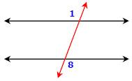 alternate exterior angles 2