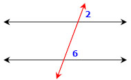 Alternate Interior Angles Are Supplementary
