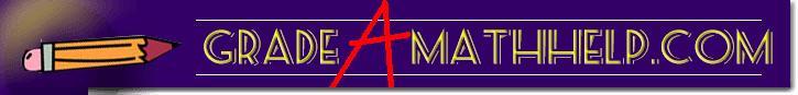 logo for gradeamathhelp.com